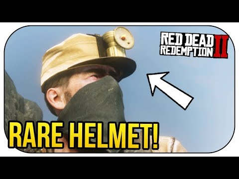 How To Unlock The MINERS HELMET! (Red Dead Redemption 2 Tips & Tricks)