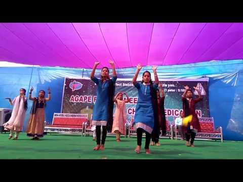 Naa hrudayamulo nee Alayam group dance