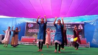 Naa hrudayamulo nee Alayam group dance