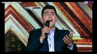 X Factor4 Armenia 4 Chair Challenge Boys Rafayel Badalyan 08 01 2017