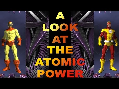 DCUO PC Test Server: A Look at the Atomic Power