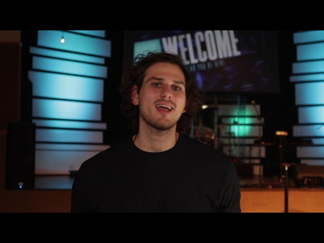 Alex Bingham shares from Colossians 3:23