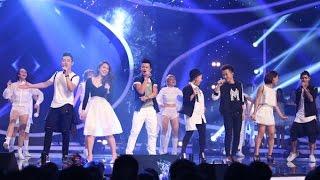 Vietnam Idol 2015 - Chung Kết & Trao Giải - Shine Your Light - Stronger - Bích Ngọc ft Trọng Hiếu