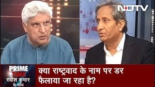 Prime Time | 2019 Election Most Important Since Independence: Javed Akhtar To Ravish Kumar thumbnail