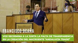 La Junta de Andalucía crea otro macroente: ¡siguen los pasos del PSOE!