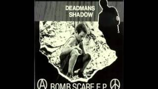 Dead Mans Shadow - Bomb Scare EP (1982)