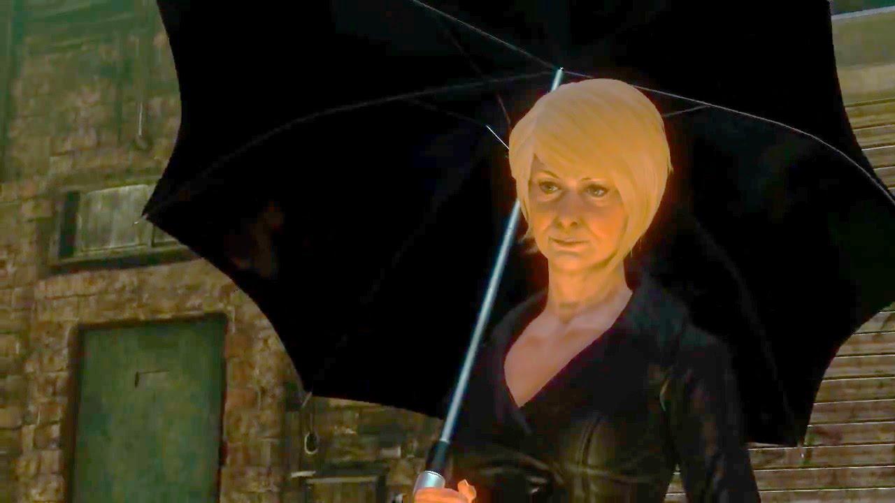 female villains in video games