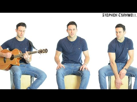Maroon 5 - Sugar (cover) Stephen Cornwell