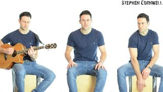 Maroon 5 - Sugar (cover) Stephen Cornwell