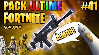 Fortnite Saving the World I CRAQUE for the ULTIME PACK! #41