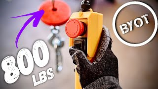 How To Install A Garage Hoist // DIY Garage Makeover Series