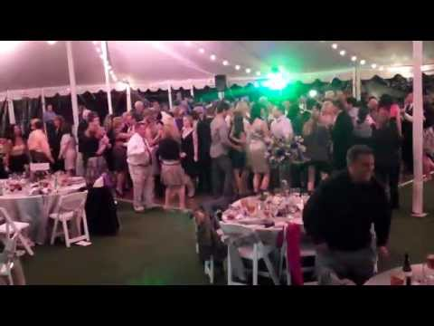 DJ gets everybody on the dance floor instantly! Texas Wedding DJ!