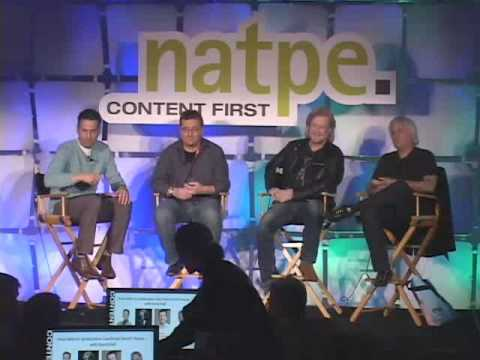 NATPE 2011 || From Web to Syndication: Live From Daryl's House... with Daryl Hall