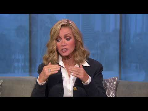 Donna Mills opens up about sexual harassment as a young actress on Good Day LA