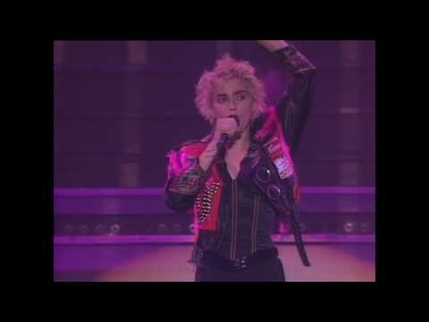 Madonna - Into The Groove (Live From Italy 1988) 1080p