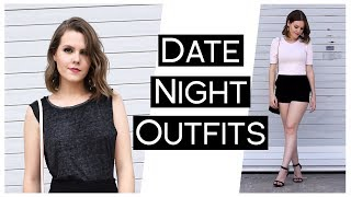 Date Night Outfits - Lookbook || STYLE by JD