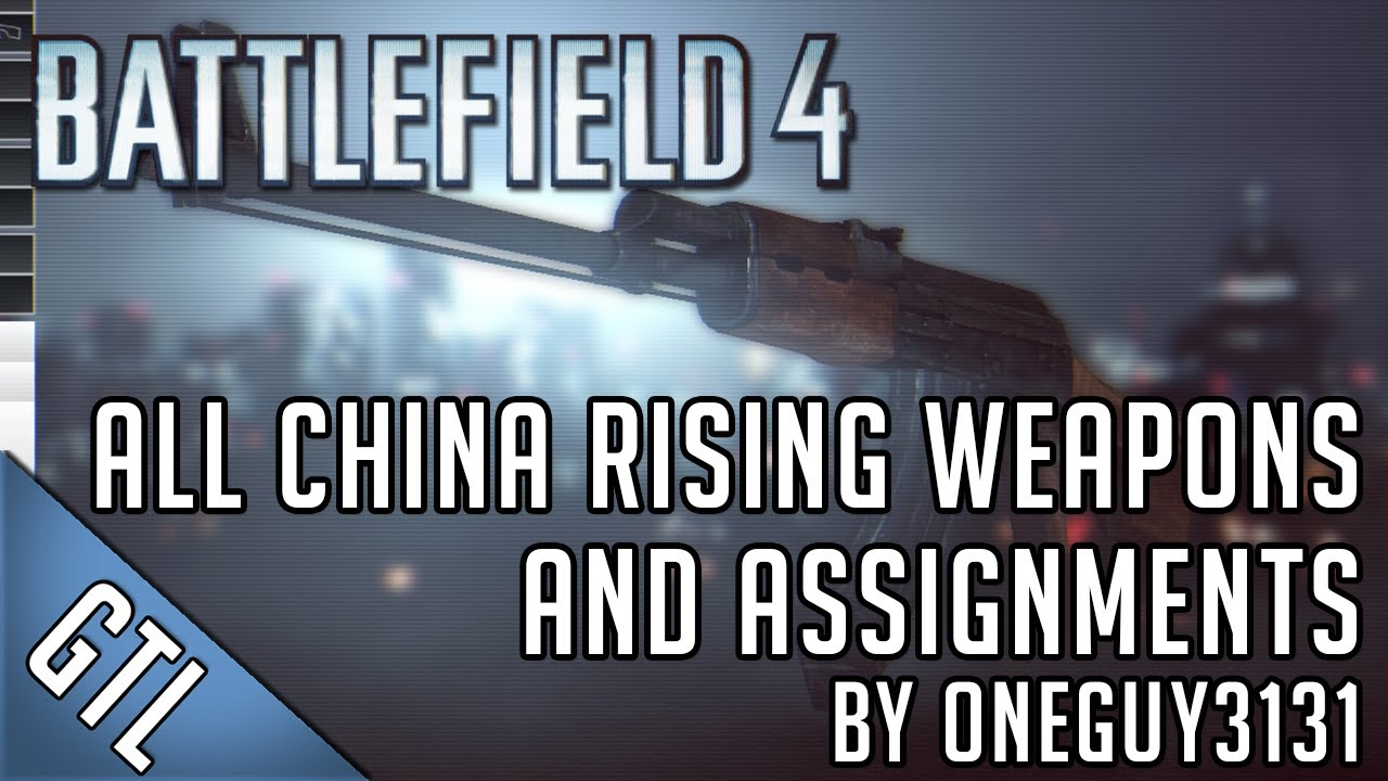 bf4 china rising assignments restaurant