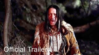 The Burning Dead (2015) official trailer Danny Trejo