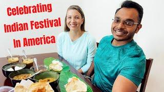 Onam 2021 | Onam Meal | Celebrating Onam In America