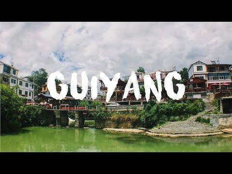 2 Weeks in Guiyang