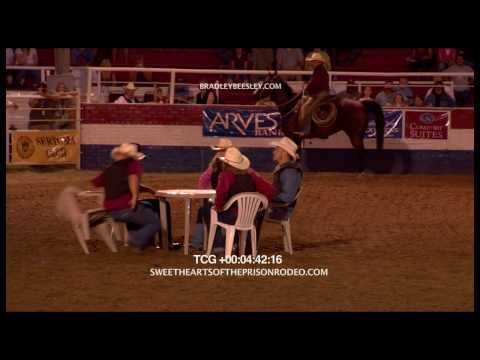 OKLAHOMA PRISON RODEO EVENTS -PART ONE