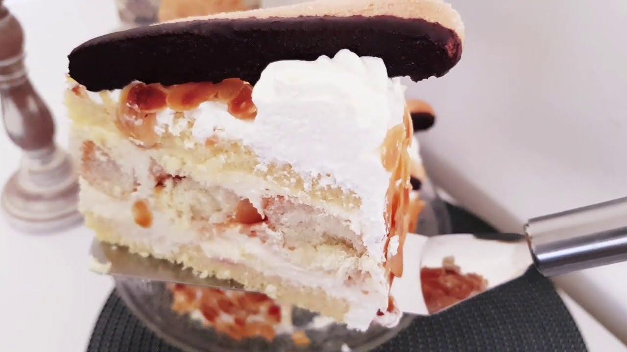 Malakofftorte/ Malakoff Cake