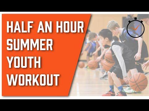 Summer Skills Blitz Workout i