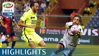 Video Gol Pertandingan Genoa vs Hellas Verona