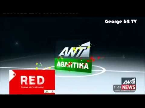 ANT1 (Cyprus) Sports Ident 2012-2016
