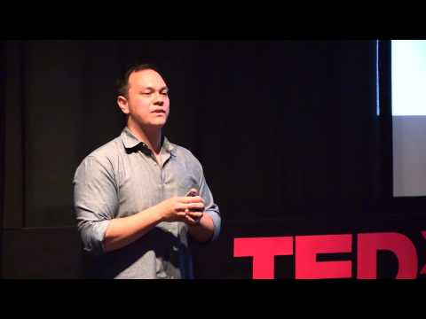 Harnessing the Power of Personal History | Niles Lichtenstein | TEDxPeacePlaza