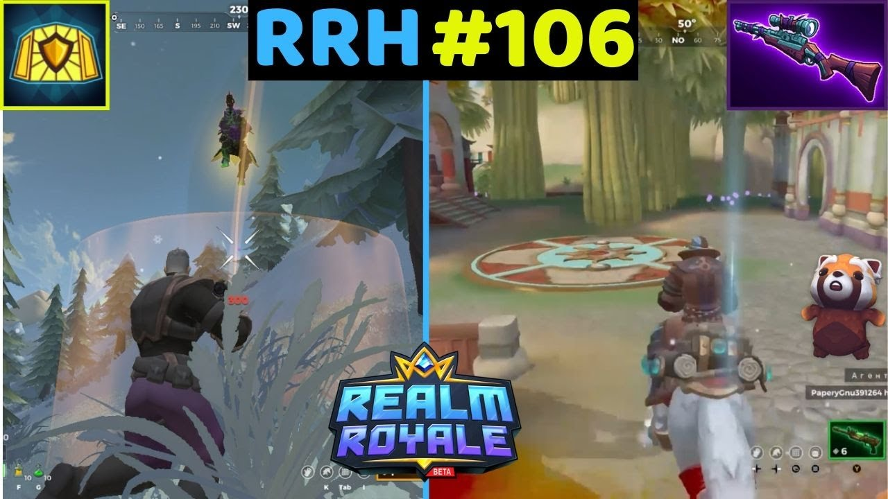 Realm Royale Highlights #106 (Best Moments)