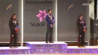 Jason Lamy-Chappuis Nordic combined: World Championship - Podium