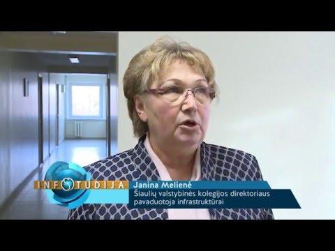 Šiaulių valstybinės kolegijos bendrabučiai