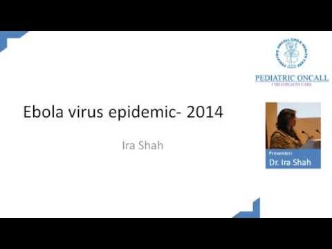 Ebola Virus Epidemic - Things to know