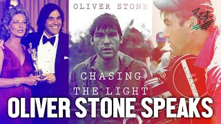 Oliver Stone on challenging Hollywood convention & film as a