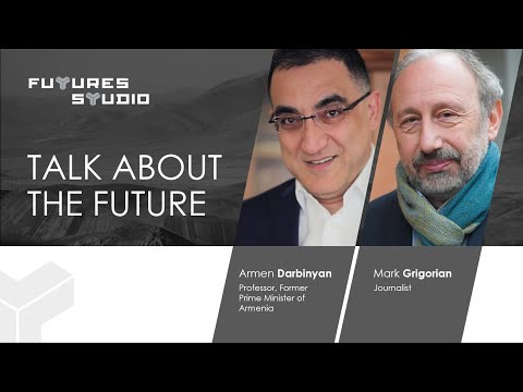 Talk About The Future: Armen Darbinyan