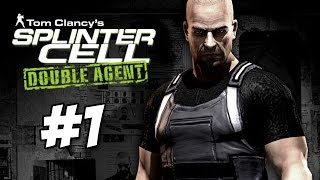 Splinter Cell Double Agent Walkthrough | No Commentary | Part 1 | Mission 1: Iceland (HD 60fps)