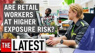 Coronavirus: Are retail workers at higher COVID-19 exposure risk? | 7NEWS