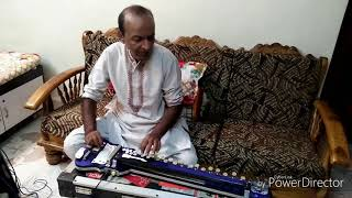 Pankh hote to udh aati re cover on banjo by (Ustad Yusuf Darbar)7977861516