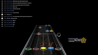 The Guitar Hero Stream