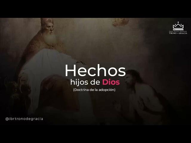 Hechos hijos de Dios / Escuela Dominical / Ps. Ruben Contreras
