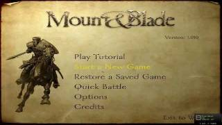 Mount And Blade Serial Key