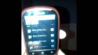 Como descargar BBM en el Vtelca N720.