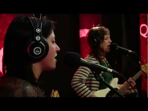 Sharon Van Etten performs Serpents in Studio Q