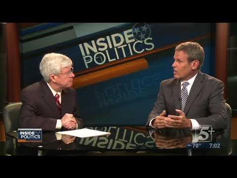 Inside Politics: Bill Lee, Candidate For Governor Part 1