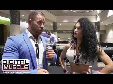 Digital Muscle Media- 2020 Ms. Bikini Olympia Coverage with Jennifer Dorie 1st Runner-up!