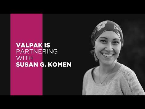 Valpak | Official Partner of Susan G. Komen