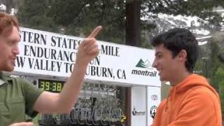 Interview with Kilian Jornet before the 2010 Western States 100