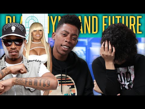 Future Tweets He's Single After Blac Chyna Tattoos His Name On Body - The Drop Presented by ADD