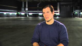Man of Steel - HD 'Henry Cavill on the Man of Steel sequel' - Official Warner Bros. UK